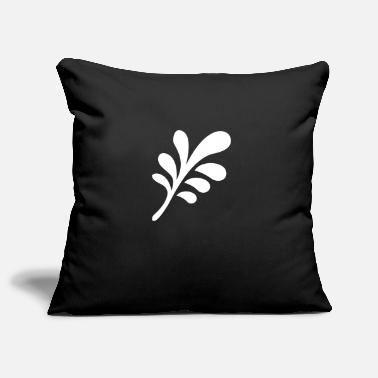 Leaf life beautiful lucky shamrock sign 3 - Pillowcase 17,3'' x 17,3'' (45 x 45 cm)