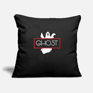 Ghost Halloween Ghost Ghost Ghost - Pillowcase 17,3'' x 17,3'' (45 x 45 cm)