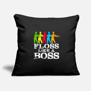 Like A Boss Floss like a boss Gift - Housse de coussin décorative 45 x 45 cm