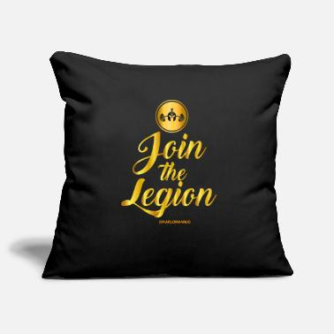 Join Join the Legion - Pillowcase 17,3'' x 17,3'' (45 x 45 cm)