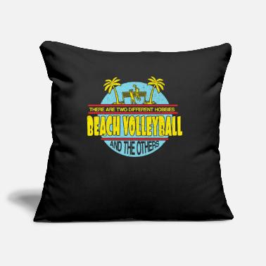 Beach Volley Beach-volley Beach-volley - Housse de coussin