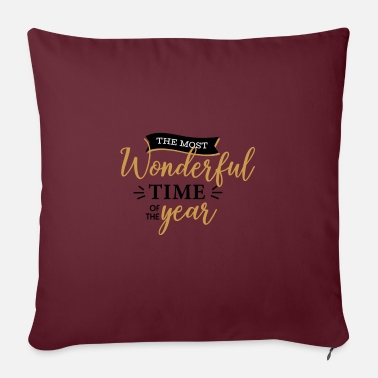 Wonderful Wonderful - Pillowcase 17,3'' x 17,3'' (45 x 45 cm)