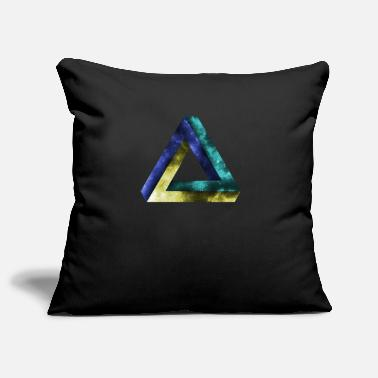 Optical Illusion Optical illusion illusion - Pillowcase 17,3'' x 17,3'' (45 x 45 cm)