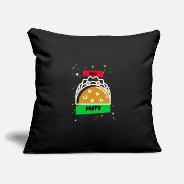 Cheese Taco Party - Pillowcase 17,3'' x 17,3'' (45 x 45 cm)