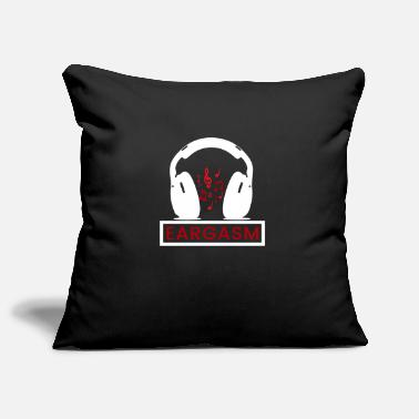 Headphones Eargasm Headphones Headphones - Pillowcase 17,3'' x 17,3'' (45 x 45 cm)