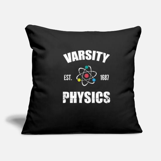 Chemistry Pillow Cases - University Physics - Pillowcase 17,3'' x 17,3'' (45 x 45 cm) black