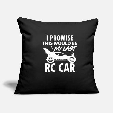 Bikes And Cars Collection RC race car collection - Pillowcase 17,3'' x 17,3'' (45 x 45 cm)