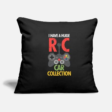 Bikes And Cars Collection RC car collection - Pillowcase 17,3'' x 17,3'' (45 x 45 cm)