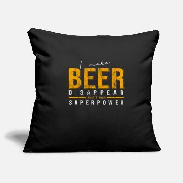 Liqueur Beer liqueur superpower - Pillowcase 17,3'' x 17,3'' (45 x 45 cm)