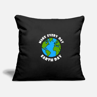 earth day Earth conservation protects the environment 2 - Pillowcase 17,3'' x 17,3'' (45 x 45 cm)