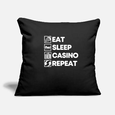 Casino Ät Sleep Casino Casino repeat - Kuddfodral