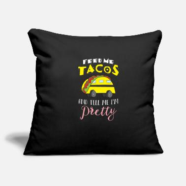 School School Bus Driver's Best Driver Gift Taco - Pillowcase 17,3'' x 17,3'' (45 x 45 cm)