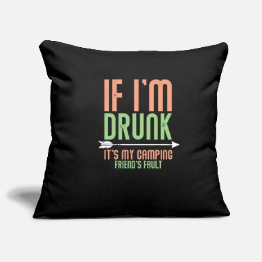 When Im Drunk When I'm drunk - Pillowcase 17,3'' x 17,3'' (45 x 45 cm)