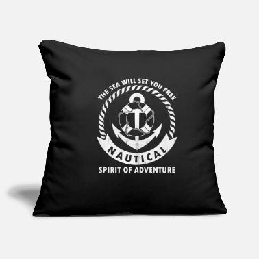 Nautical Nautical - Pillowcase 17,3'' x 17,3'' (45 x 45 cm)