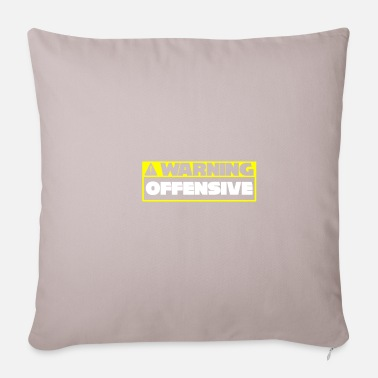 Offensive Warning Offensive 3 - Kissenhülle
