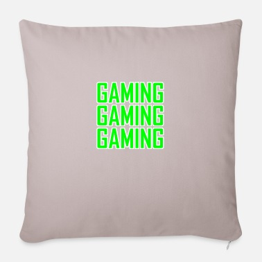 Gamble Gamble Gamble Gamble - Pillowcase 17,3'' x 17,3'' (45 x 45 cm)