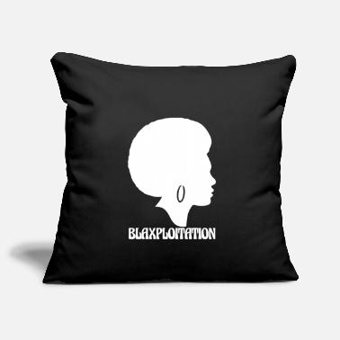 Blaxploitation blaxploitation wite - Pillowcase 17,3'' x 17,3'' (45 x 45 cm)