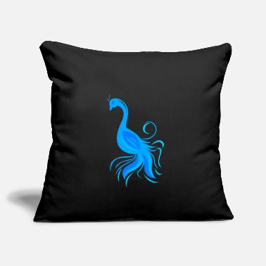 Stylized Animal stylized peacock - Pillowcase 17,3'' x 17,3'' (45 x 45 cm)
