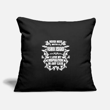 Fashion Design Fashion designer - Pillowcase 17,3'' x 17,3'' (45 x 45 cm)