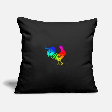 Chinese Zodiac Sign Rooster The rooster - chinese zodiac sign - Pillowcase 17,3'' x 17,3'' (45 x 45 cm)