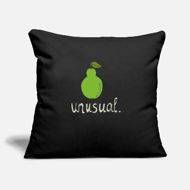 Unusual Pear unusual - Pillowcase 17,3'' x 17,3'' (45 x 45 cm)