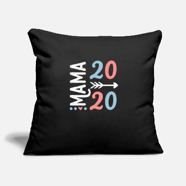 Mum 2020 expectant mothers baby pregnancy - Pillowcase 17,3'' x 17,3'' (45 x 45 cm)
