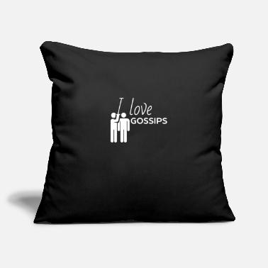 Gossip Gossips - Pillowcase 17,3'' x 17,3'' (45 x 45 cm)