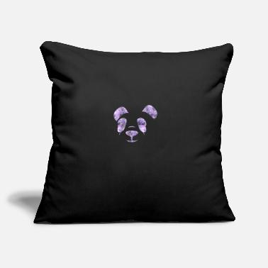 Panda panda - Pillowcase 17,3'' x 17,3'' (45 x 45 cm)