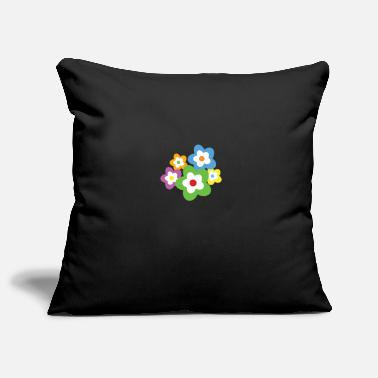 Occasion A bouquet of flowers for all occasions - Pillowcase 17,3'' x 17,3'' (45 x 45 cm)