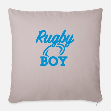 Rugby Rugby - Pillowcase 17,3'' x 17,3'' (45 x 45 cm)