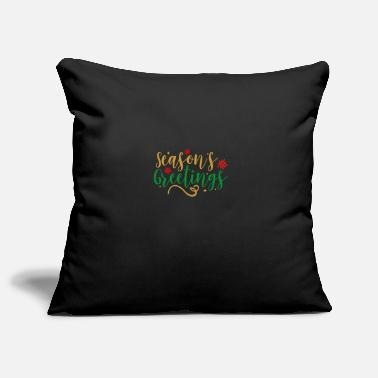 Seasons Greetings Seasons greetings - Pillowcase 17,3'' x 17,3'' (45 x 45 cm)