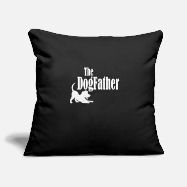 Different The dogfather - Pillowcase 17,3'' x 17,3'' (45 x 45 cm)