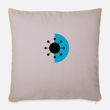 Reactor Ark reactor # 2 - Pillowcase 17,3'' x 17,3'' (45 x 45 cm)