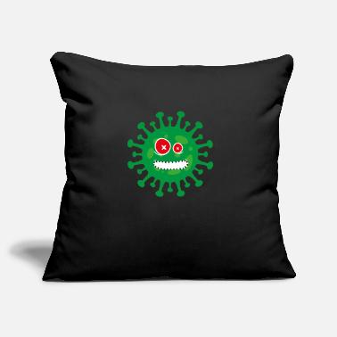 Corona Virus - Pillowcase 17,3'' x 17,3'' (45 x 45 cm)