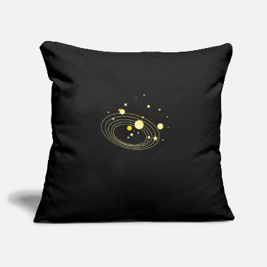 Planets planets - Pillowcase 17,3'' x 17,3'' (45 x 45 cm)