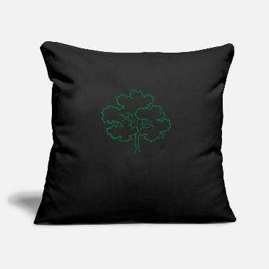 Tree Forest Nature - Pillowcase 17,3'' x 17,3'' (45 x 45 cm)