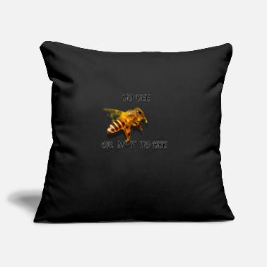 Or To bee or not to bee - Housse de coussin