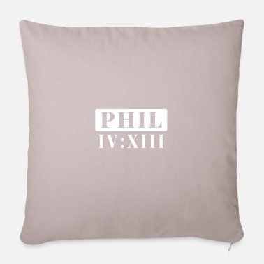 Phil Phil - Pillowcase 17,3'' x 17,3'' (45 x 45 cm)