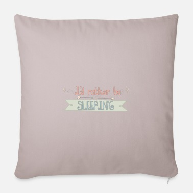 Sleeping SLEEPING SLEEP Bed - Pillowcase 17,3'' x 17,3'' (45 x 45 cm)