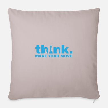 Loisirs Think make your move Sport Thinksport Strategie - Housse de coussin