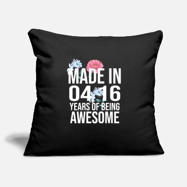 16th Birthday Sweet 16th birthday party gift - Pillowcase 17,3'' x 17,3'' (45 x 45 cm)