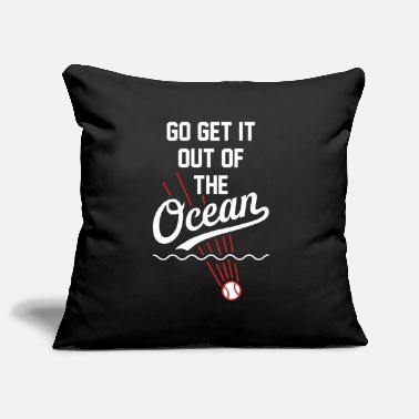 Funny Gym Max Muncy Go Get It Out Of The Ocean Funny - Pillowcase 17,3'' x 17,3'' (45 x 45 cm)
