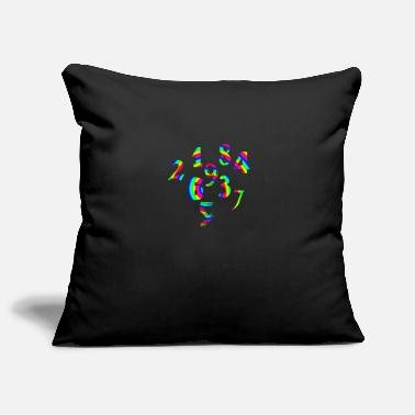 Number Numbers numbers numbers - Pillowcase 17,3'' x 17,3'' (45 x 45 cm)