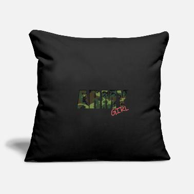 Girlie ARMY GIRL ... ARMY GIRL - Housse de coussin