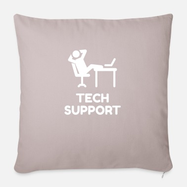 Tech Support Tech Support - Pillowcase 17,3'' x 17,3'' (45 x 45 cm)