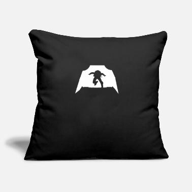 Pounce Skydiving - Parachuting - Pillowcase 17,3'' x 17,3'' (45 x 45 cm)