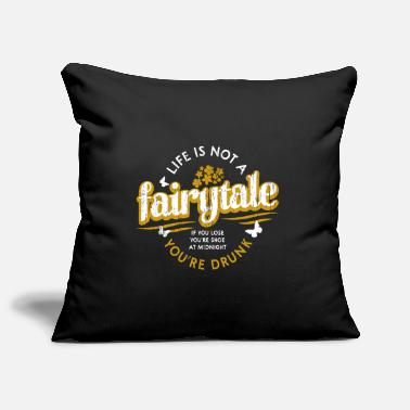 Fairy Tale fairy tale - Pillowcase 17,3'' x 17,3'' (45 x 45 cm)
