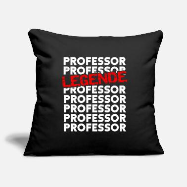 Professor professor - Pillowcase 17,3'' x 17,3'' (45 x 45 cm)