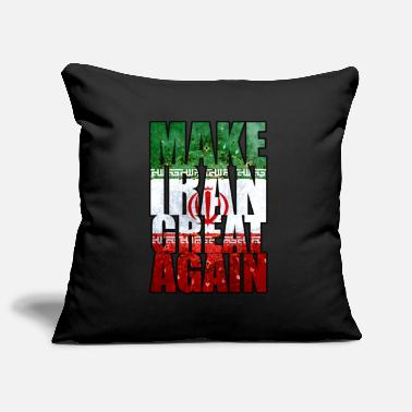 Iran Make Iran Great Again - Pillowcase 17,3'' x 17,3'' (45 x 45 cm)