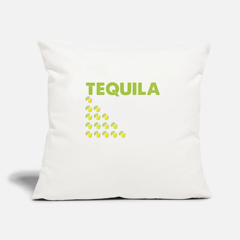 Retro Design Lustiges Zitat Kissenbezug Tequila Kissenbezug